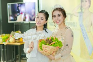 Dàn Sao Việt đến chúc mừng Miko Lan Trinh với danh hiệu 'Hoa hậu Tài Năng'