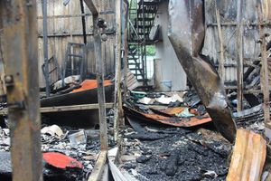 Kết quả giám định ADN hai thi thể trong khu trọ bị cháy gần Bệnh viện Nhi