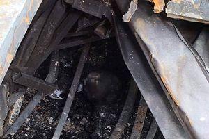 Chính thức có kết quả mẫu ADN 2 nạn nhân chết cháy ở Đê La Thành