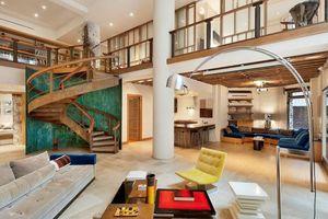 Thiết kế nội thất Penthouse sang trọng, tinh tế