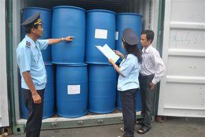Truy thu một DN hơn 1,5 tỷ đồng thuế nguyên liệu sản xuất chất tẩy rửa