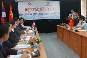 Trường Hải quan Việt Nam nâng cao năng lực về nghiệp vụ cho Hải quan Lào
