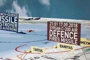 Bị Nga cáo buộc bắn rơi máy bay II-20 là cảnh báo 'cấp độ cao' đối với Israel
