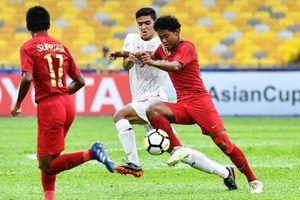 Tiền đạo U.16 Indonesia tự tin tuyên bố sẽ đánh bại thầy trò Vũ Hồng Việt