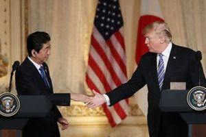 Trọng tâm chuyến thăm Mỹ của Thủ tướng Nhật Bản Shinzo Abe