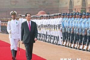 Thông tin về lễ viếng, lễ truy điệu Chủ tịch nước Trần Đại Quang