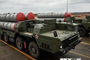 Nga triển khai hệ thống phòng không S-300 tới Syria trong 2 tuần tới