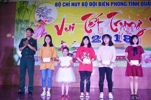 Quảng Bình: Biên cương vui Hội trăng rằm