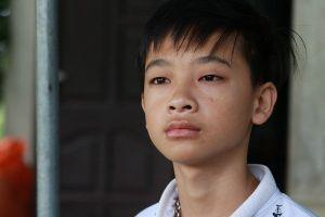 Con trai nạn nhân vụ cháy tại Đê La Thành: 'Bố mẹ còn hứa cho cháu đi chơi Trung thu...'