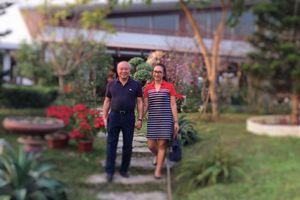 Rời VTV, cuộc sống của BTV Vân Anh hạnh phúc viên mãn bên chồng con