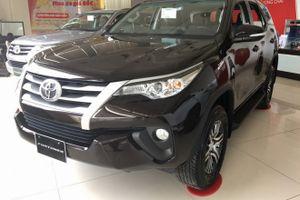 Toyota Fortuner máy dầu vẫn được ưa chuộng nhất Việt Nam