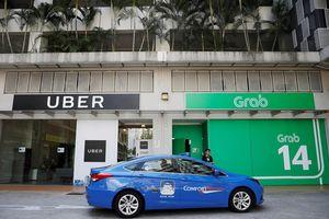 Grab và Uber 'chia sẻ' án phạt 9,5 triệu USD sau thương vụ sáp nhập tại Đông Nam Á