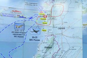 Moscow tung bằng chứng chưa từng công bố, tố Israel khiến Il-20 gặp nạn