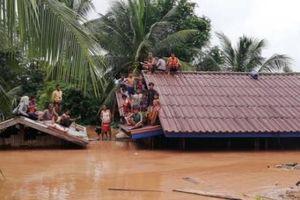Ngành nông nghiệp của Lào bị đe dọa nghiêm trọng vì lũ lụt