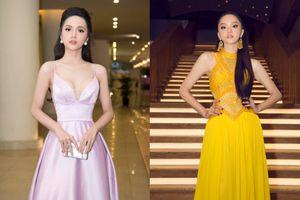 Chỉ mặc đồ Việt, HH Hương Giang vẫn ung dung thống lĩnh mọi bảng xếp hạng sao đẹp