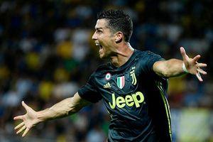 Tiếp tục ghi bàn, Ronaldo trở lại thách thức Messi