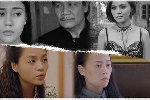 Trước 'Quỳnh búp bê', My Sói và Quỳnh từng là cặp chị em dâu đối lập ở 'Ngược chiều nước mắt'
