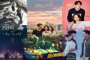 Đại chiến phim truyền hình Hàn cuối tháng Chín - đầu tháng Mười và cơn lốc đổ bộ của sao hạng A