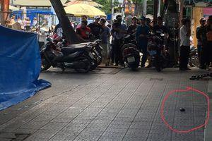 Tiết lộ về vật lạ nghi thiết bị nổ được quăng trước cửa hàng xe máy ở Huế