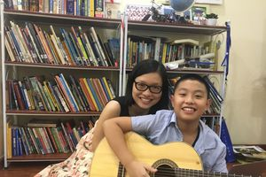 Thư viện lan tỏa tình yêu đọc sách và tiếng Anh tới trẻ em