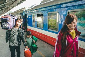 Từ 30/9, nhắn tin lấy số thứ tự mua vé tàu Tết 2019 tại ga Sài Gòn