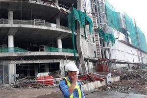 Rơi từ tầng 3 công trình xây dựng, 3 công nhân bị thương