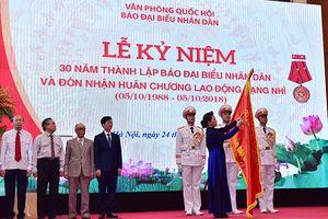 Báo Đại biểu nhân dân kỷ niệm 30 năm thành lập