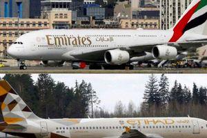 Emirates và Etihad có thể 'về chung một nhà'