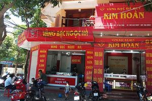 Chủ tiệm vàng ở Hà Tĩnh treo thưởng 50 triệu cho ai nhận diện tên trộm