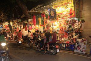 Không khí trung thu tại các địa điểm lý tưởng tại Hà Nội