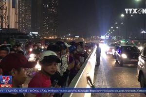 2 người tử vong do tai nạn trên cầu Sài Gòn