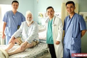 Người đàn ông Úc 76 tuổi cấp cứu ở Việt Nam vì đặt stent 10 năm trước rồi 'quên' khám lại