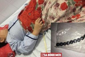 Bé trai 10 tuổi buộc phải cắt ruột vì bị bạn học ép... nuốt 9 viên bi nam châm