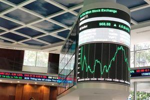 Thị trường bứt phá nhờ cổ phiếu bluechip