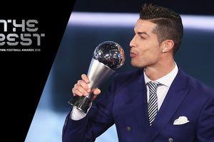 Biết trước thất bại, C.Ronaldo không tới dự lễ trao giải của FIFA