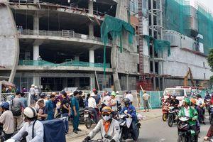 Nguyên nhân vụ tai nạn khiến 3 công nhân trọng thương tại công trình 'đại siêu thị'