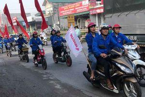 Tuổi trẻ Phú Xuyên với văn hóa giao thông