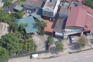 Hà Nội: Hơn 820 công trình vi phạm trật tự xây dựng trong 8 tháng