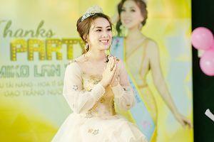 Miko Lan Trinh lần đầu chia sẻ chuyện người đẹp và đại gia