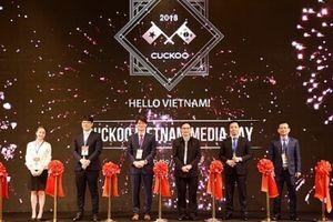 Hãng điện tử Cuckoo, Hàn Quốc tiến sâu vào thị trường Việt Nam