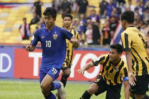 Thua đau U16 Thái Lan, U16 Malaysia phải sinh tử với U16 Nhật Bản