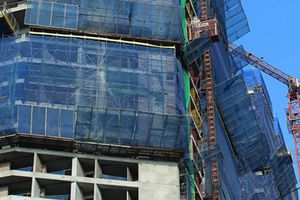 824 công trình vi phạm trật tự xây dựng ở Hà Nội trong 8 tháng