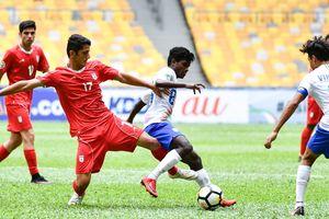 U16 châu Á: Ấn Độ cầm chân Iran, đẩy U16 Việt Nam xuống cuối bảng