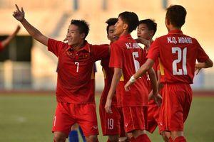 Cầm hòa U16 Indonesia, U16 Việt Nam rơi vào 'cửa tử'