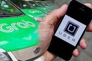 Quyết định xử phạt Grab và Uber tổng số tiền 9,5 triệu USD