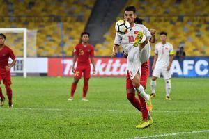 Mất điểm trước Indonesia, U16 Việt Nam chờ đợi vào may mắn