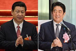 Nhật Bản chuẩn bị cho chuyến công du của Thủ tướng Abe tới Trung Quốc