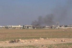 Syria tạm đóng cửa hành lang nhân đạo ở Idlib do pháo kích
