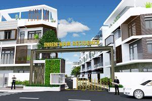 Thiên Nam Residence: điểm nhấn đất nền quận 12