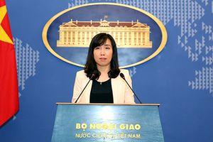 Việt Nam chia buồn với các nạn nhân khủng bố tại Iran